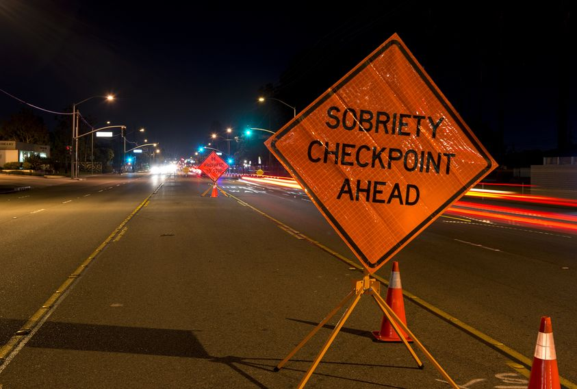 Are DUI Checkpoints Legal In Florida?